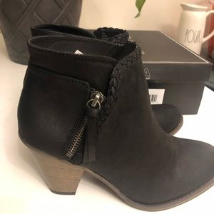 MIA ankle booties.